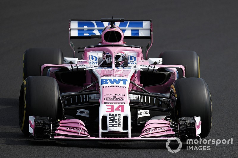 Uralkali attaque les administrateurs de Force India en justice