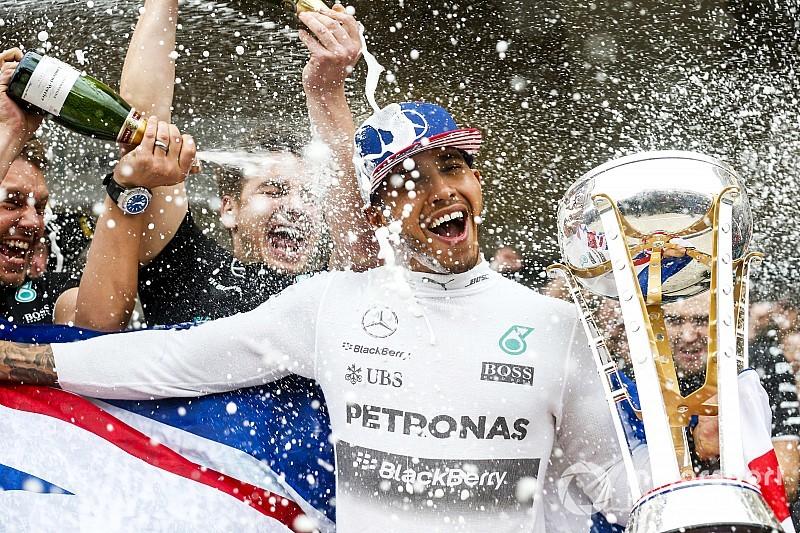 Fotostrecke: Alle WM-Titel von Lewis Hamilton
