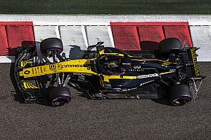 Renault F1 engine gains