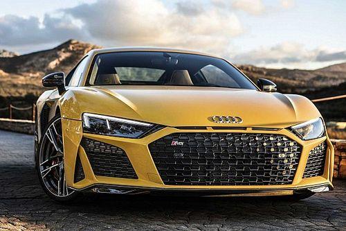 """L'Audi R8, """"icône du passé mais pas nécessairement du futur"""""""