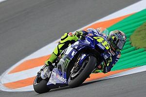 """Rossi: """"El nuevo motor hace la moto un poco más fácil de conducir"""""""