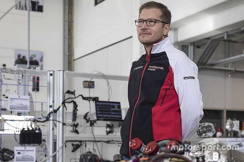 Ex-chefe da Porsche vai para equipe de Fórmula 1