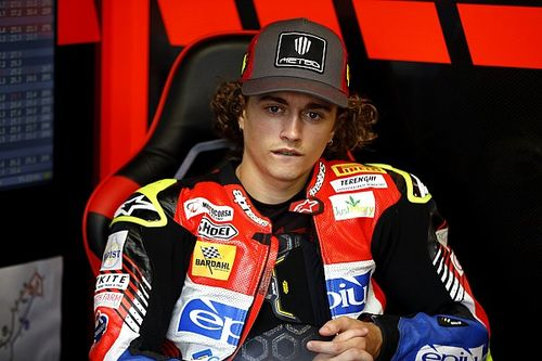 Axel Bassani Pantas Dipertahankan Motocorsa Ducati