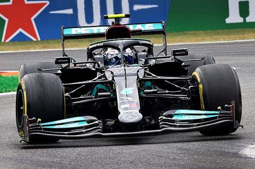 Bottas: Stond voor mijn gevoel niet in schaduw Hamilton bij Mercedes
