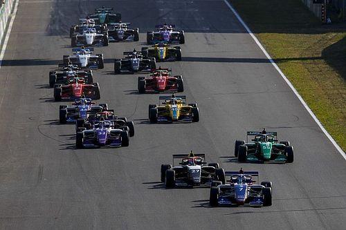 Top-acht W Series zeker van plekje op grid in 2022