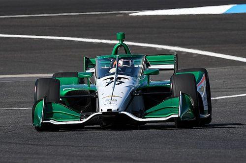 Ilott maakt IndyCar-seizoen af voor Juncos-Hollinger