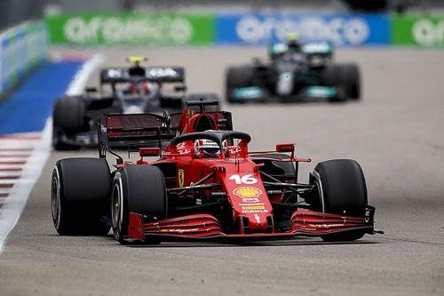 Ferrari se llevó buenas sensaciones de su nuevo motor