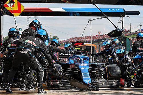 Comment s'est dessinée la victoire d'Ocon au GP de Hongrie