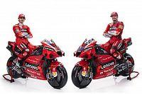 Ducati präsentiert Jack Miller und Pecco Bagnaia für die MotoGP-Saison 2021