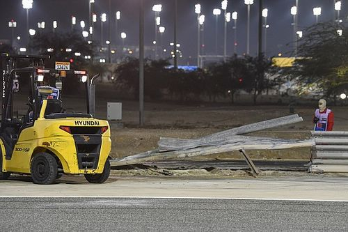 FIA faz modificações no Circuito do Bahrein após acidente de Grosjean