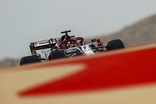 Raikkonen yarışta daha güçlü olmayı bekliyor