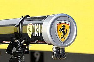 Hogy tetszik ez a sárga festésű F1-es Ferrari? (kép)