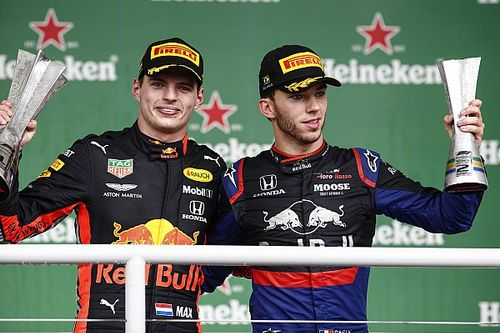 Gallery: F1's youngest-ever podiums of all time