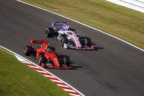 Ferrari направила в FIA запрос о легальности Racing Point