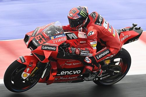 MotoGPエミリア・ロマーニャ予選:チャンピオン決定阻止を目指すバニャイヤがポールポジション! クアルタラロQ1敗退