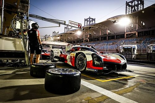 WEC Bahrain 6 Hours: Buemi leads Toyota 1-2 in first practice