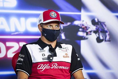 """Räikkönen a 9. hely után: """"Kezdésnek nem volt rossz, a Q3-ban reménykedünk"""""""