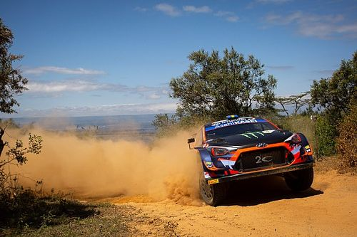 WRC Safari: Chassis damage ends Solberg's event early