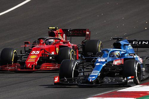 """Sainz, insanların Alonso'yu eleştirmekte bu kadar aceleci davranmasına """"hayret etmiş"""""""