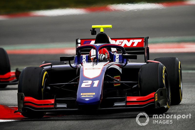 Boschung completes Trident's F2 line-up