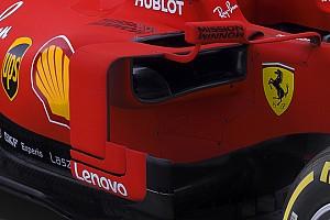Racikan cat anyar Ferrari tingkatkan performa