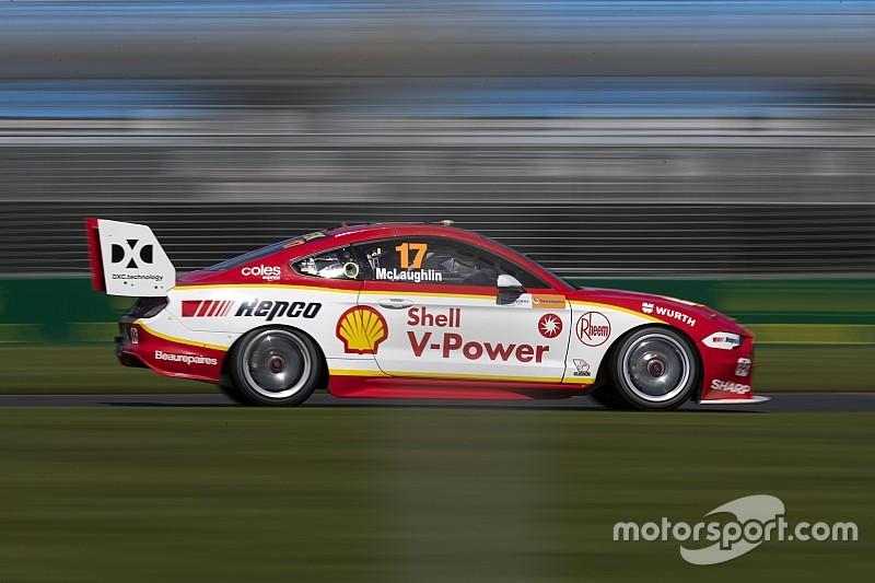 Albert Park Supercars: McLaughlin wins milestone 1000th race