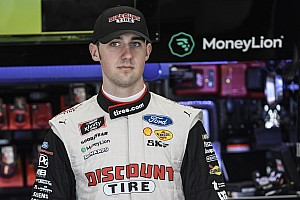 Austin Cindric to relieve Keselowski in Atlanta Cup practice