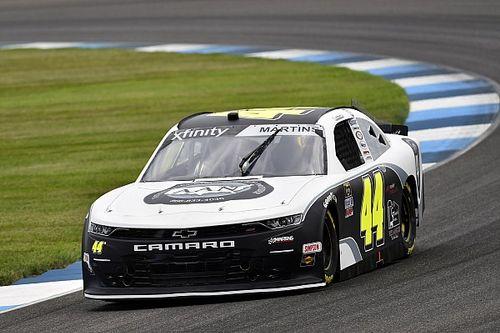 Xfinity Series crew chief Daniel Johnson suspended by NASCAR