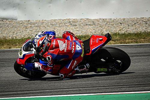 """SBK, Bautista: """"Honda mi fa sentire come se fossi in MotoGP"""""""