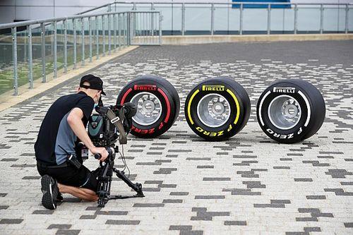 Pirelli опять подкинула проблем: от мягких шин мало толка, а других шин просто мало