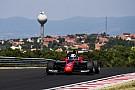 GP3 Honda-talent Fukuzumi snelste tijdens GP3-testdag Hongarije