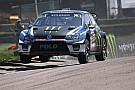World Rallycross Lydden WRX: Solberg leads Volkswagen 1-2 after Saturday