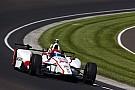 Bourdais lidera dia com chuva e batidas em Indy; Alonso é 4º