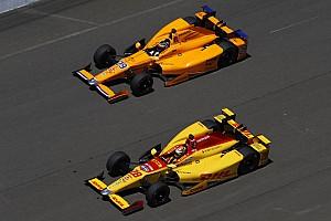 IndyCar 速報ニュース 【インディ500】ハンター-レイ「レースに向けてアロンソを手助けする」