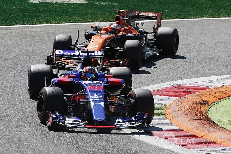 Toro Rosso підписала трирічний контракт із Honda