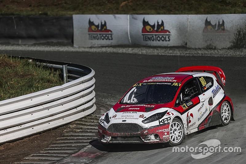 Rallycross-WM beschränkt Tests auf WM-Strecken