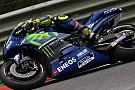 Rossi culpa a los neumáticos por calificarse séptimo