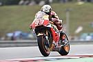 Маркес стал быстрейшим в третьей тренировке MotoGP в Брно