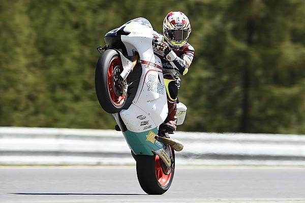 Moto 2: Aegerter torna in top ten, Raffin migliora e pensa positivo