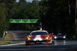 Le Mans Interview Super-sub Rugolo relishing