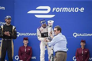 Формула E Репортаж з гонки е-Прі Нью-Йорка: Бьорд удруге поспіль виграв у Брукліні