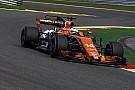 Kurios: Fernando Alonso in Spa zu schnell für Honda-Antrieb