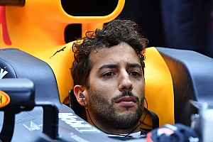 Ricciardo: Le mauvais début d'année 2017, un