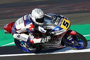 Moto3 Qualifying report Moto3 Inggris: Fenati sabet pole perdana musim ini