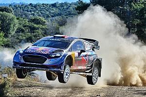 WRC News WRC 2017: M-Sport stellt Sebastien Ogier einen nagelneuen Fiesta