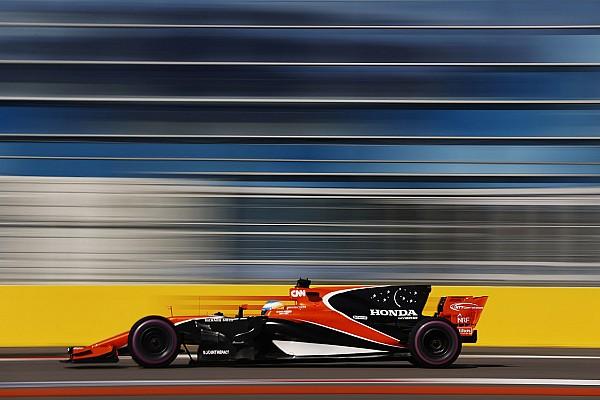 Formula 1 Son dakika Alonso: McLaren Sochi düzlüklerinde 3 sn kaybediyor
