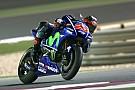 Test Qatar, Day 2: Vinales guida il tris Yamaha e va sotto alla pole
