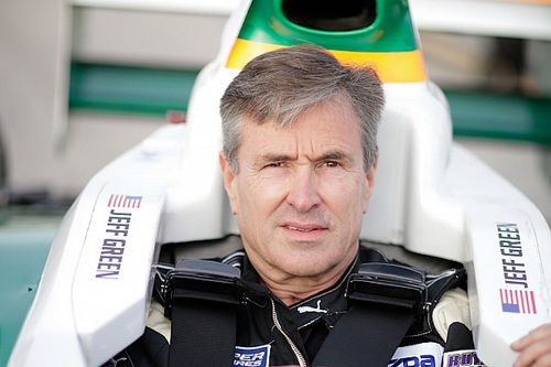 Jeff Green dies after historic F5000 crash