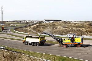 ALLGEMEINES News Neuer Asphaltbelag: Zandvoort verspricht schnellere Rundenzeiten