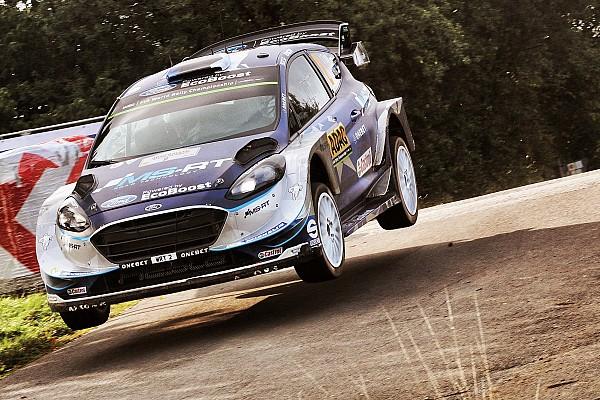WRC Gara Tanak vince il Rally di Germania. Ogier torna leader del Mondiale